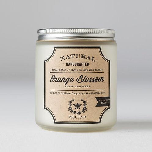 Orange Blossom : Jar Candle