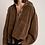 Thumbnail: Over Sized Brown Corduroy Jacket