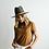 Thumbnail: Billie Tall Fedora - Dark Grey