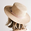 Thumbnail: Brae Straw Hat with Leather Band