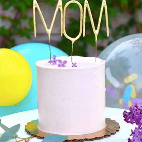 Golden MOM Sparklers
