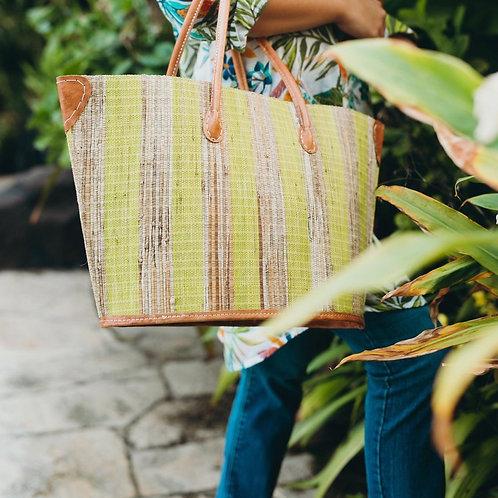 Bolinas Straw Tote Bag