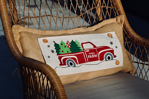 Holiday Add-on Panel: Vintage Truck