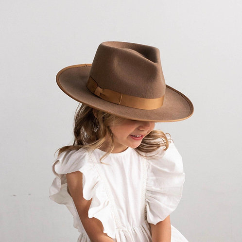 Monroe Kids Rancher - Brown