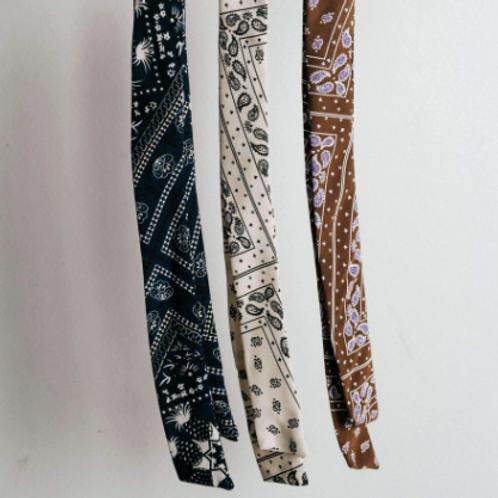 Fabric Band: Paisley Print