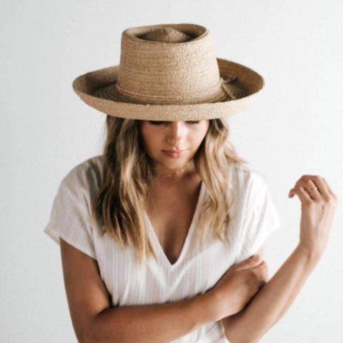 Sloan Straw Hat