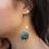 Thumbnail: I love you to the moon & back - Ear Jacket Earrings
