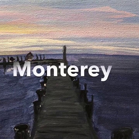 Monterey - The Drive
