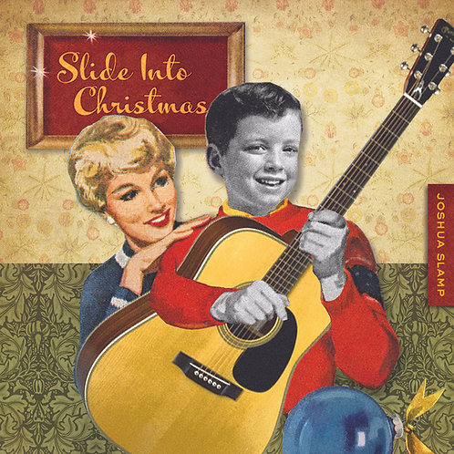 Slide Into Christmas - CD