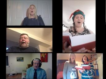 A Zoom choir is born! - Part 1
