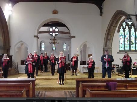 A  Zoom Choir is Born! Part 2