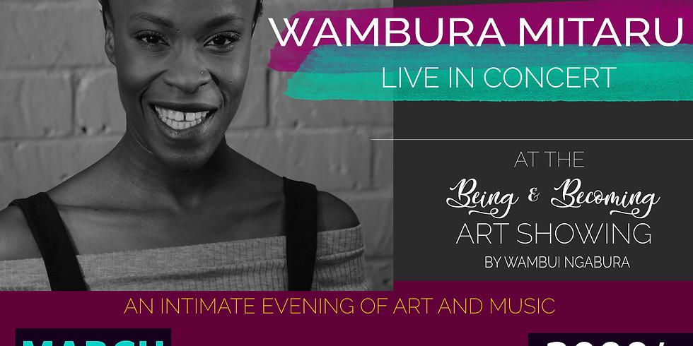 Wambura Mitaru LIVE (1)