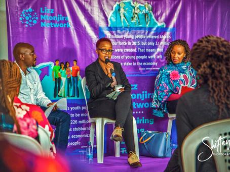 Lizz Ntonjira Network Career Series