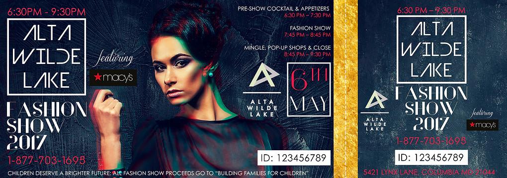 Alta Wilde Lake Fashion Gold Ticket