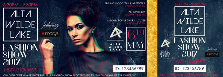 Alta Wilde Fashion Show #003