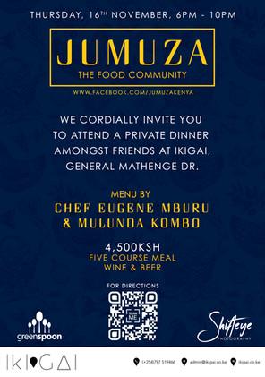 JUMUZA Invitation