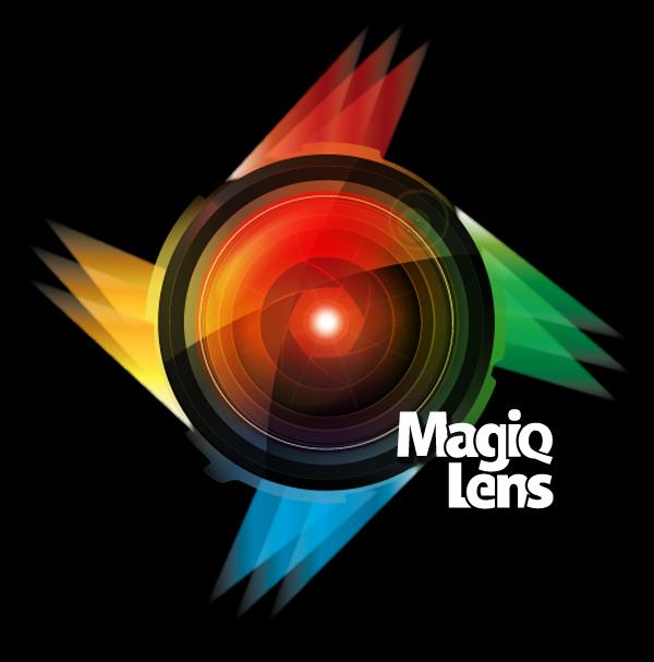Magiq Lens Logo