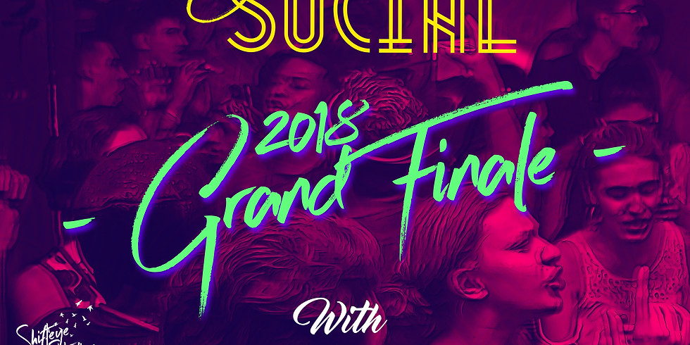 The Shifteye Social - 2018 Grand Finale
