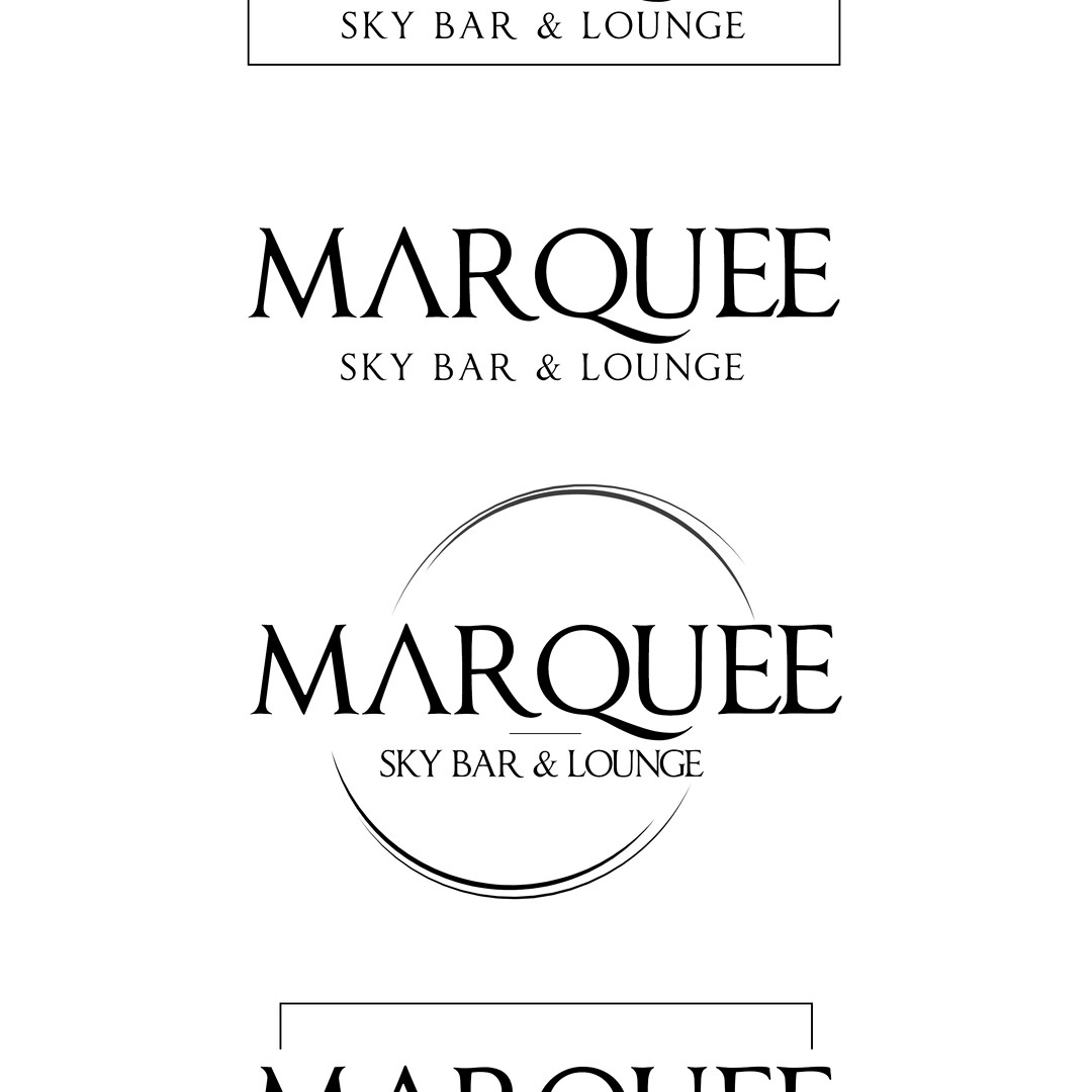 Marquee Logo Samples