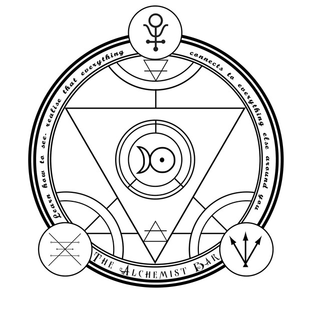 Alchemist Logo Concept #002