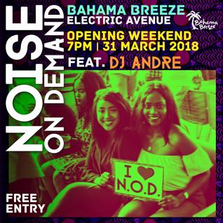 Baham Breeze Poster