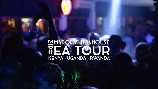 Mashariki Music presents Madorasindahouse East Africa Tour (Official Video)