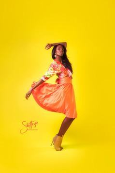 """YELLOW"" Fashion Shoot by Shifteye Photography"