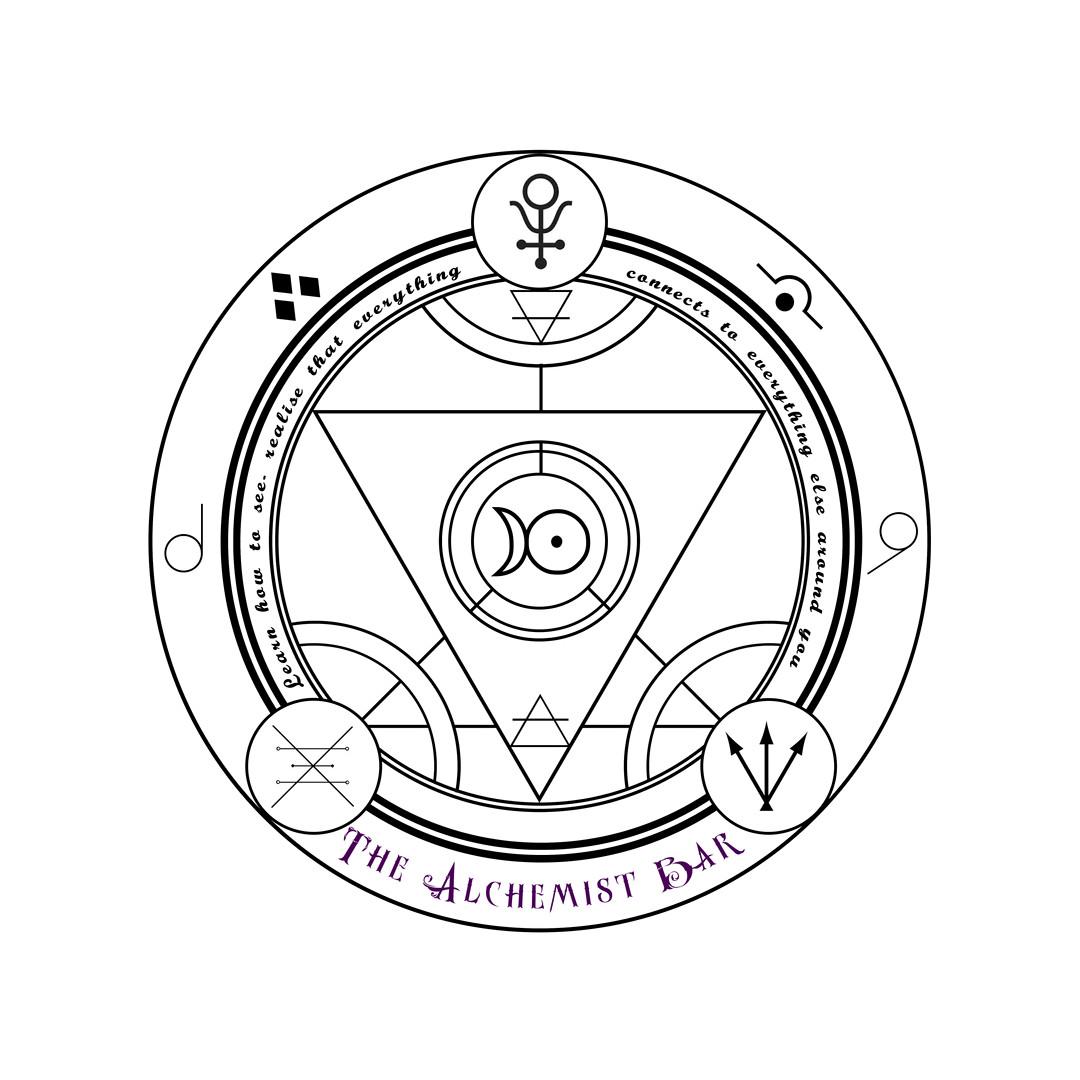 Final Alchemist Logo Concept