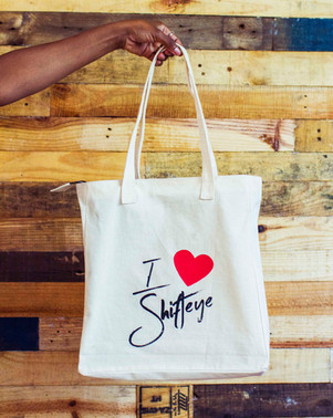 Shifteye Studios Tote Bag