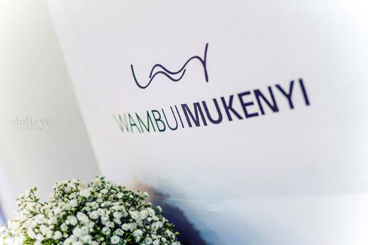 Wambui Mukenyi Event