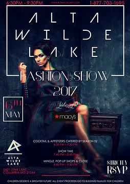 Alta Wilde Lake Fashion Promo