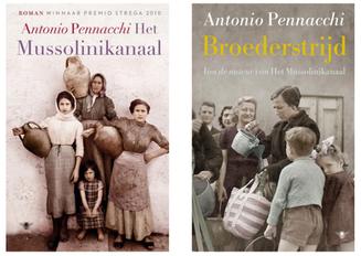 'Mijn leestip voor Architectuurliefhebbers': A. Pennacchi : Het Mussolinikanaal & Broederstrijd