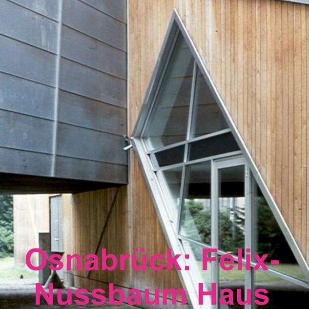 Osnabrück: Felix-Nussbaum Haus