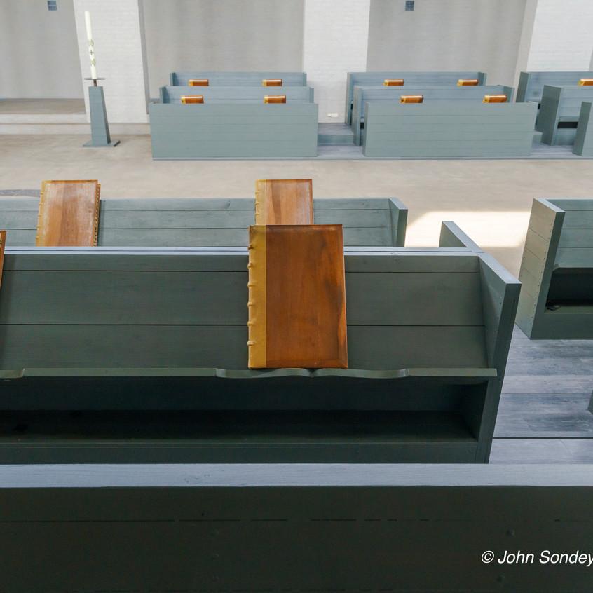 Architectuurexcursie Zuid-Limburg Oost, Topos 2018, Dom Hans van der Laan door John Sondeyker_DSC5183