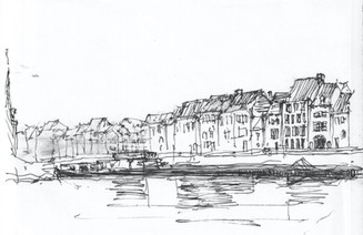 TOPOS-quiz: Teun Swinkels tekent Maastricht & Omgeving