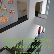 Museum architectuur Van Abbemuseum in Eindhoven