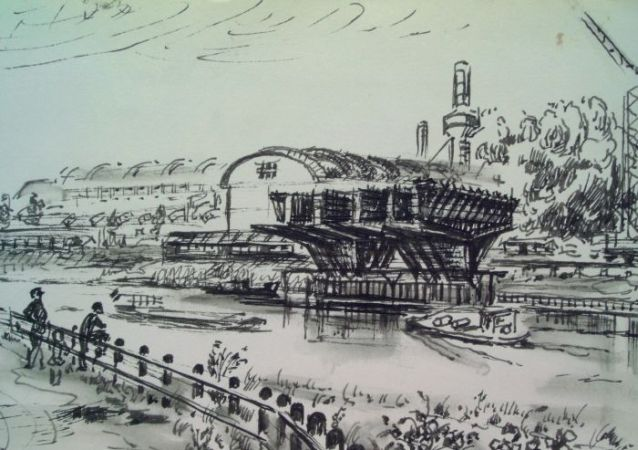 Zuiderbrug 1966