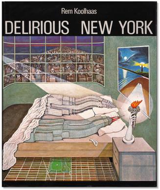 'Mijn leestip voor Architectuurliefhebbers': Rem Koolhaas  Delirious New York