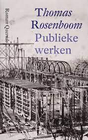 'Mijn leestip voor Architectuurliefhebbers': Thomas Rosenboom Publieke Werken