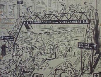 Set 13. Brusselsestraat 1956