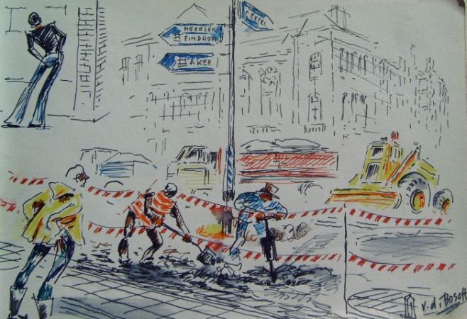 Maasboulevard 1976