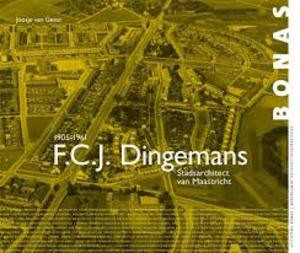 'Mijn leestip voor Architectuurliefhebbers': Joosje van Geest- F.C.J. Dingemans Stadsarchitect