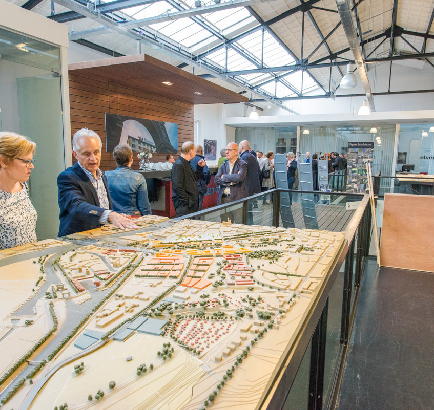 Dag van de Architectuur indrukken, juni 2016 - Maastricht, door John Sondeyker_DSC9022
