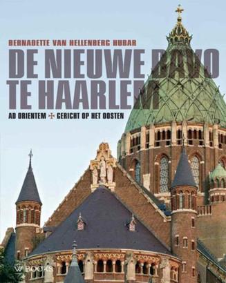 'Mijn leestip voor Architectuurliefhebbers':              De Nieuwe Bavo te Haarlem