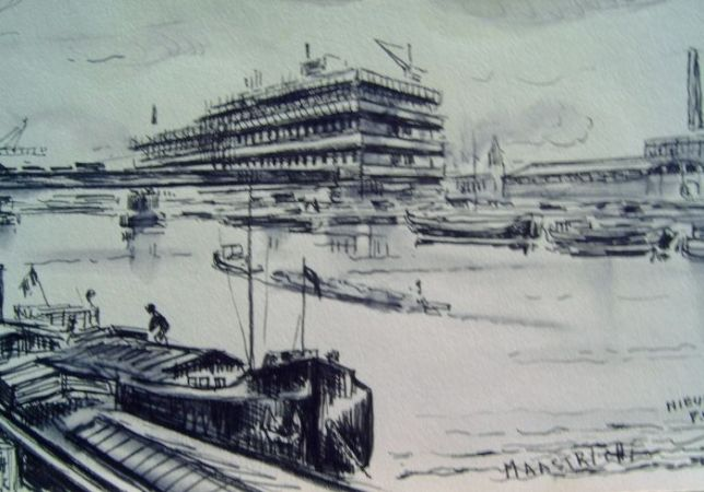 Nieuwbouw Plem 1965