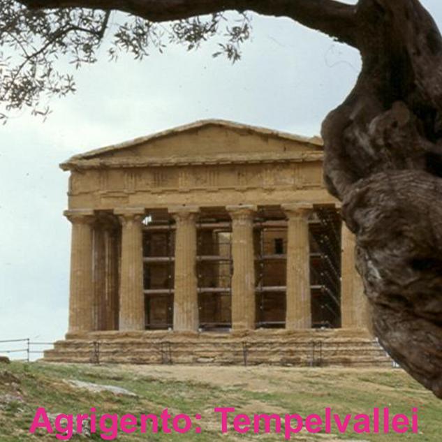 Agrigento: Tempelvallei