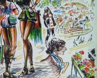 Set 11. Markt 1971