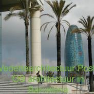 Vedette architectuur Post-OS architectuur in Barcelona