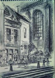 Set 09. Augustijnenkerk 1965