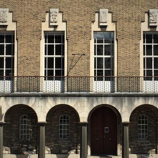 Motto- Koninklijk balkon